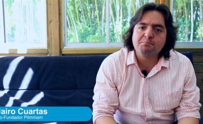 Pitmmam una startups acelerada por Estratek
